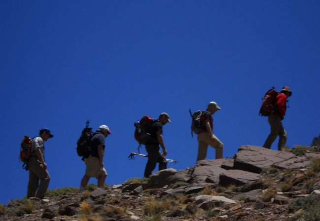 Aconcagua expeditions with Andes Mountain Guides