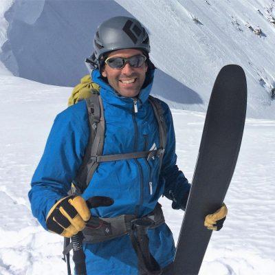 IFMGA/UIAGM Mountain Guide. AAGM Ski Guide